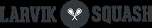 Larvik Squash 1 Logo